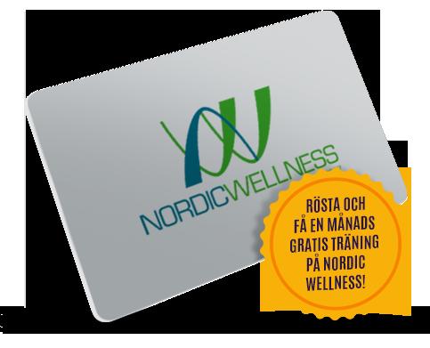 Nordic Wellness-kort